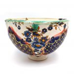 SHERMAN-Gold-Pattern-White-Blue-Flower-Bowl_08_01